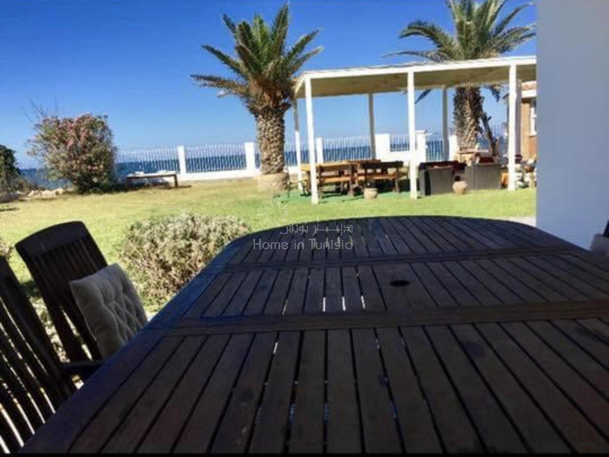 Villa indépendante pieds dans l'eau