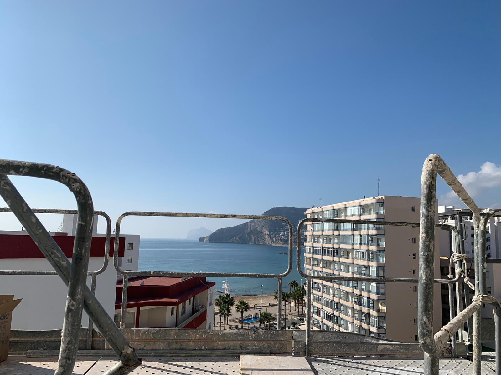Luxe appartementen met ongelooflijk zeezicht
