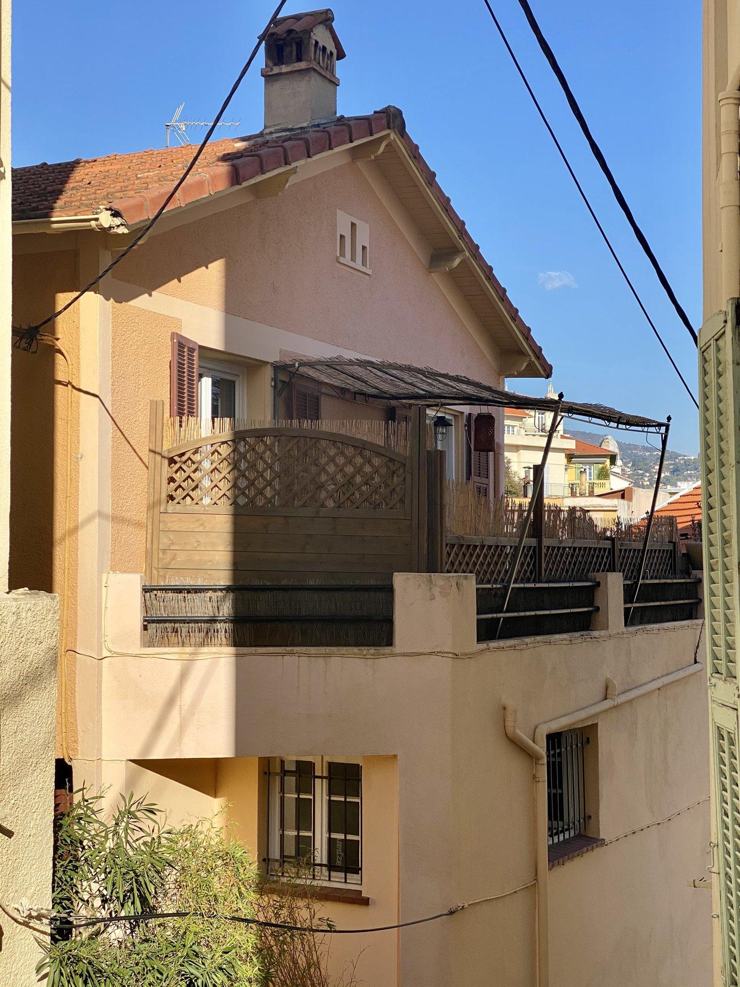 Maison de Ville - Libération Jardin Garage