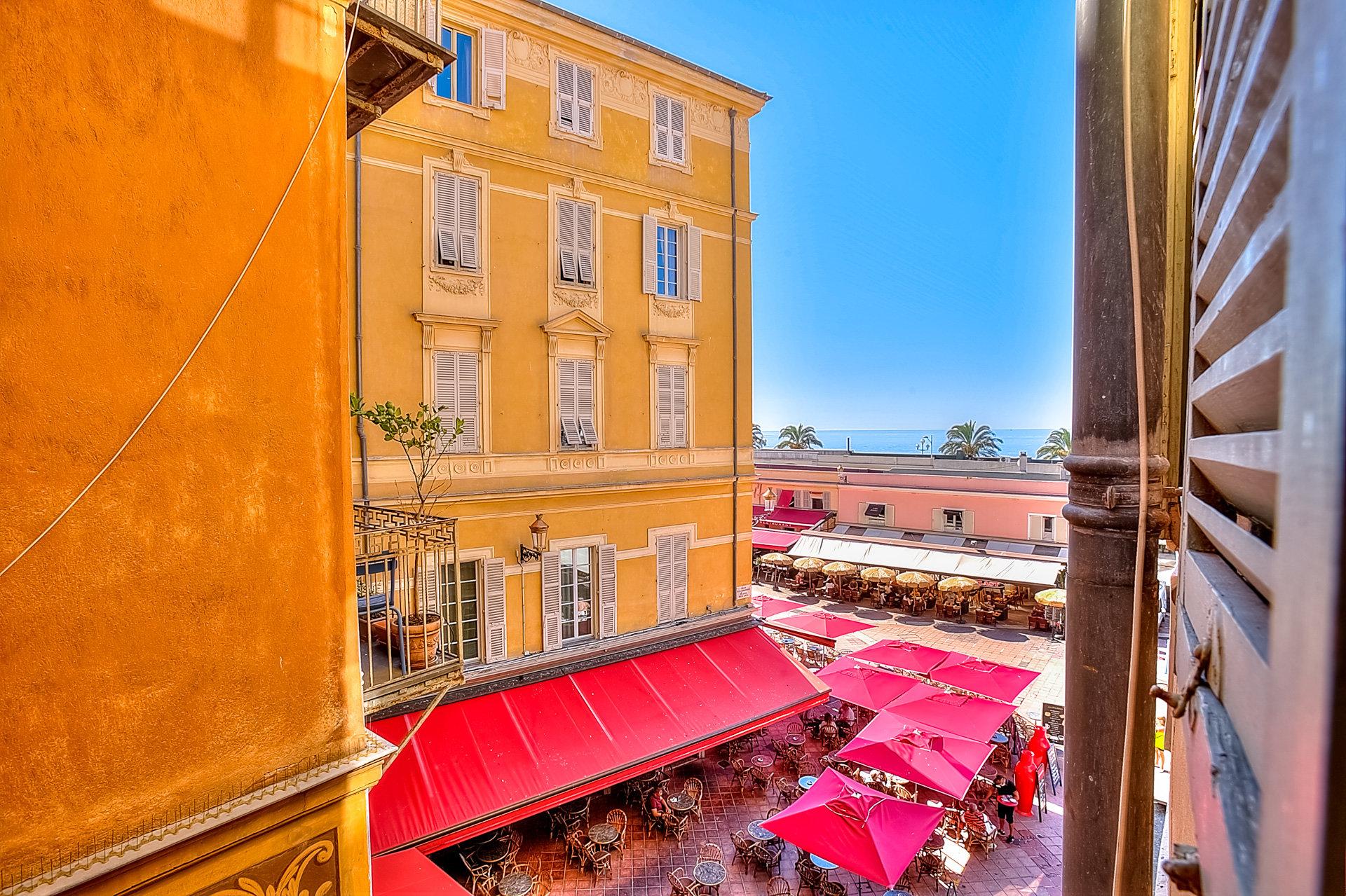 Vieux Nice Cour SALEYA