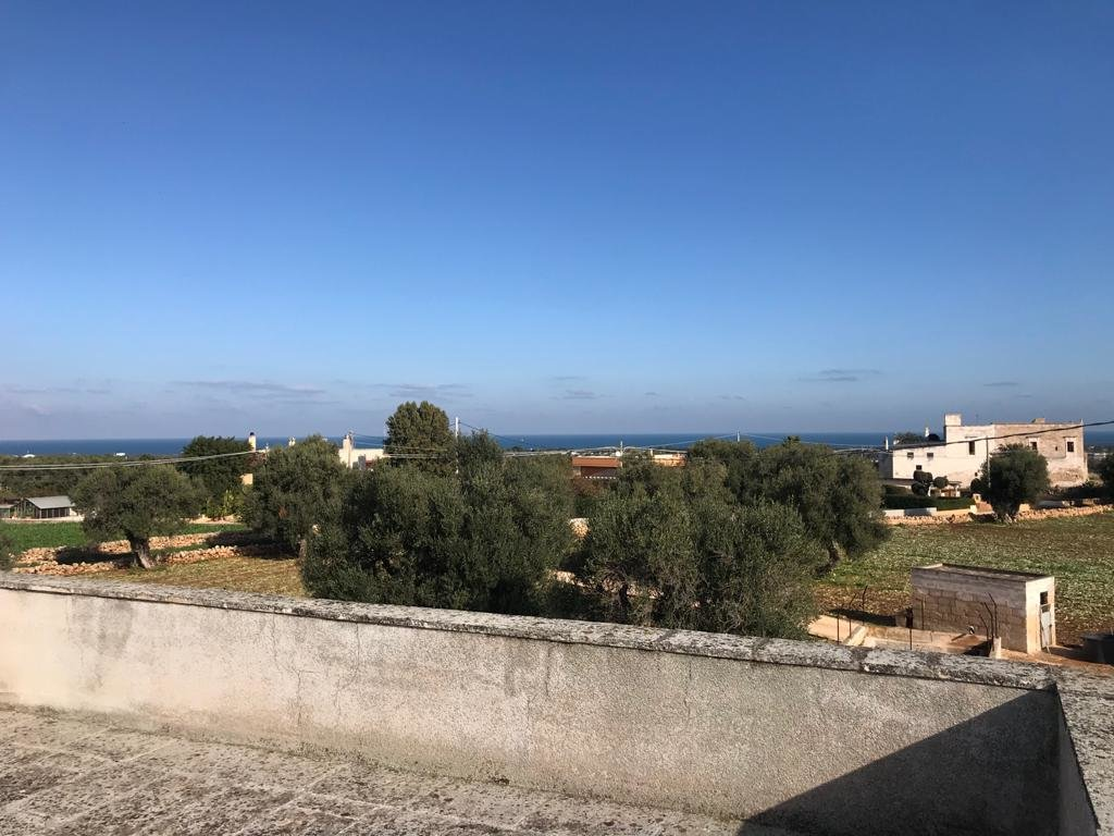 5 bedroom historical villa with sea view and caves in Capitolo, Monopoli