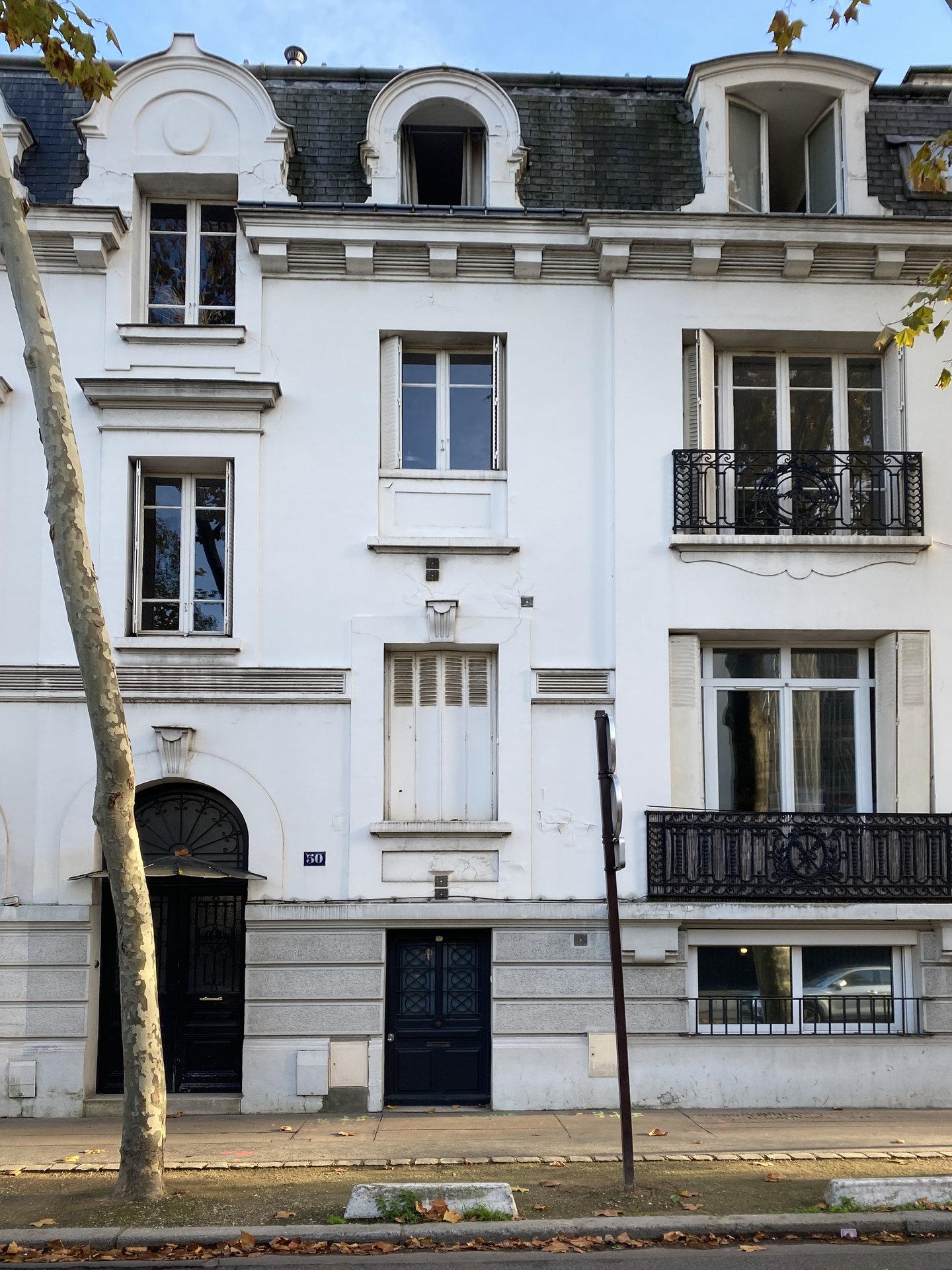DOSSIER EN COURS - Appartement 38m2 rue de Chézy