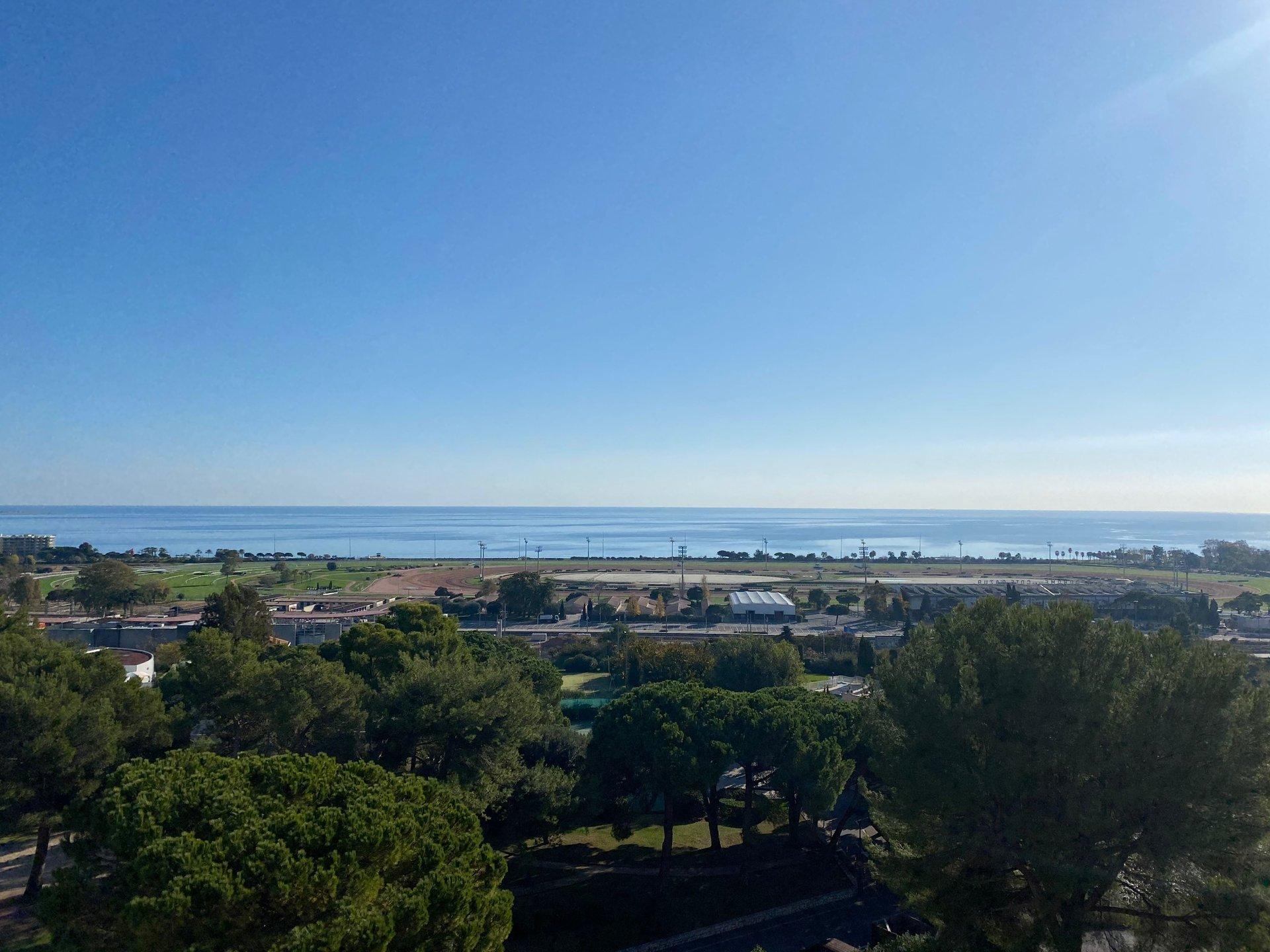 3P Vue mer Panoramique - Domaine du Loup - Cagnes sur mer
