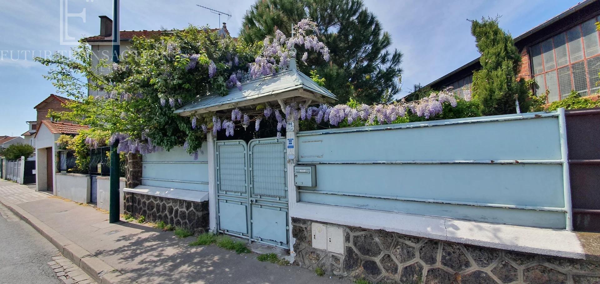 Maison 3/4 pièces jardin Petite Garenne