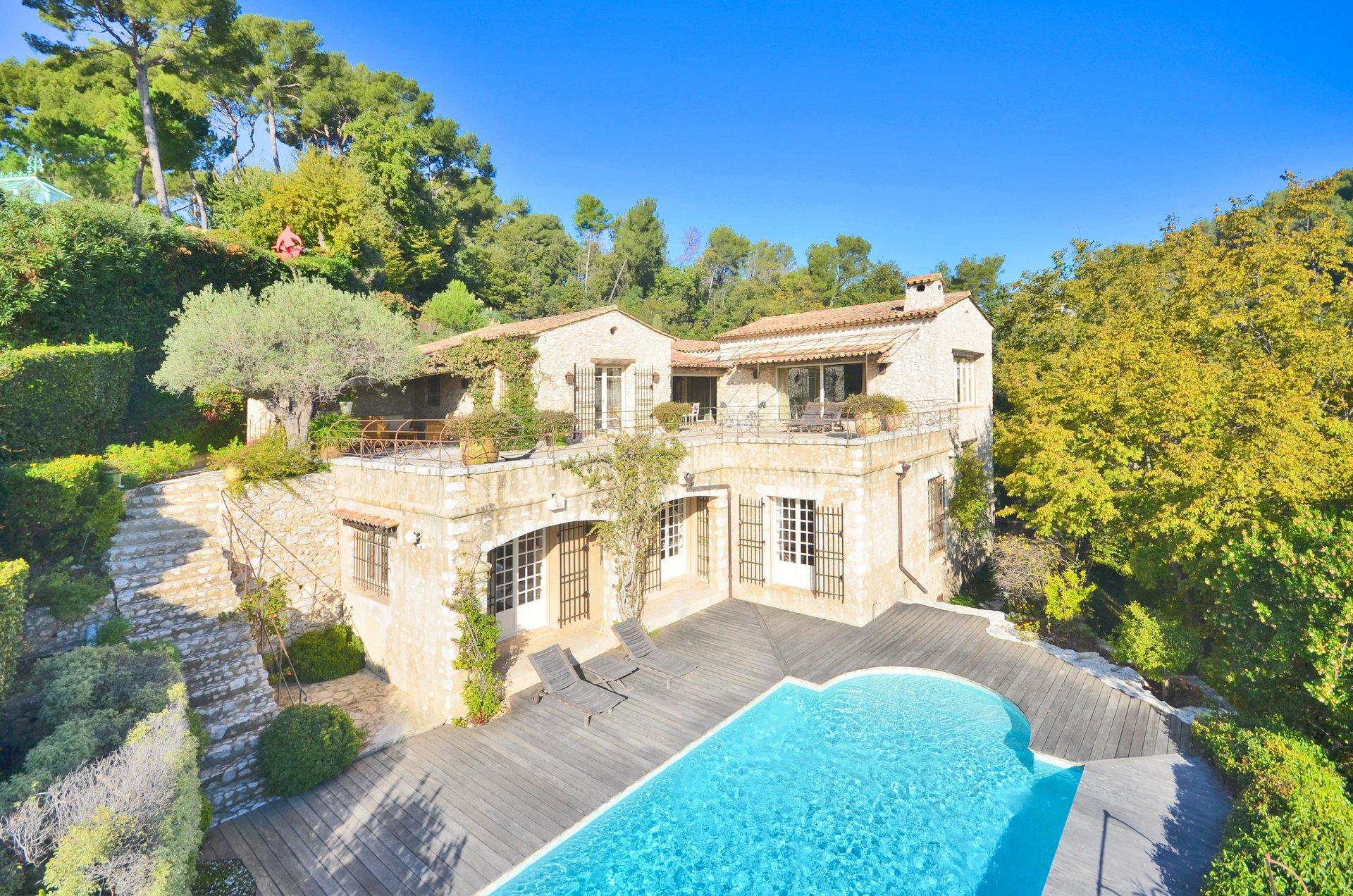 Vente Villa Saint-Paul-de-Vence