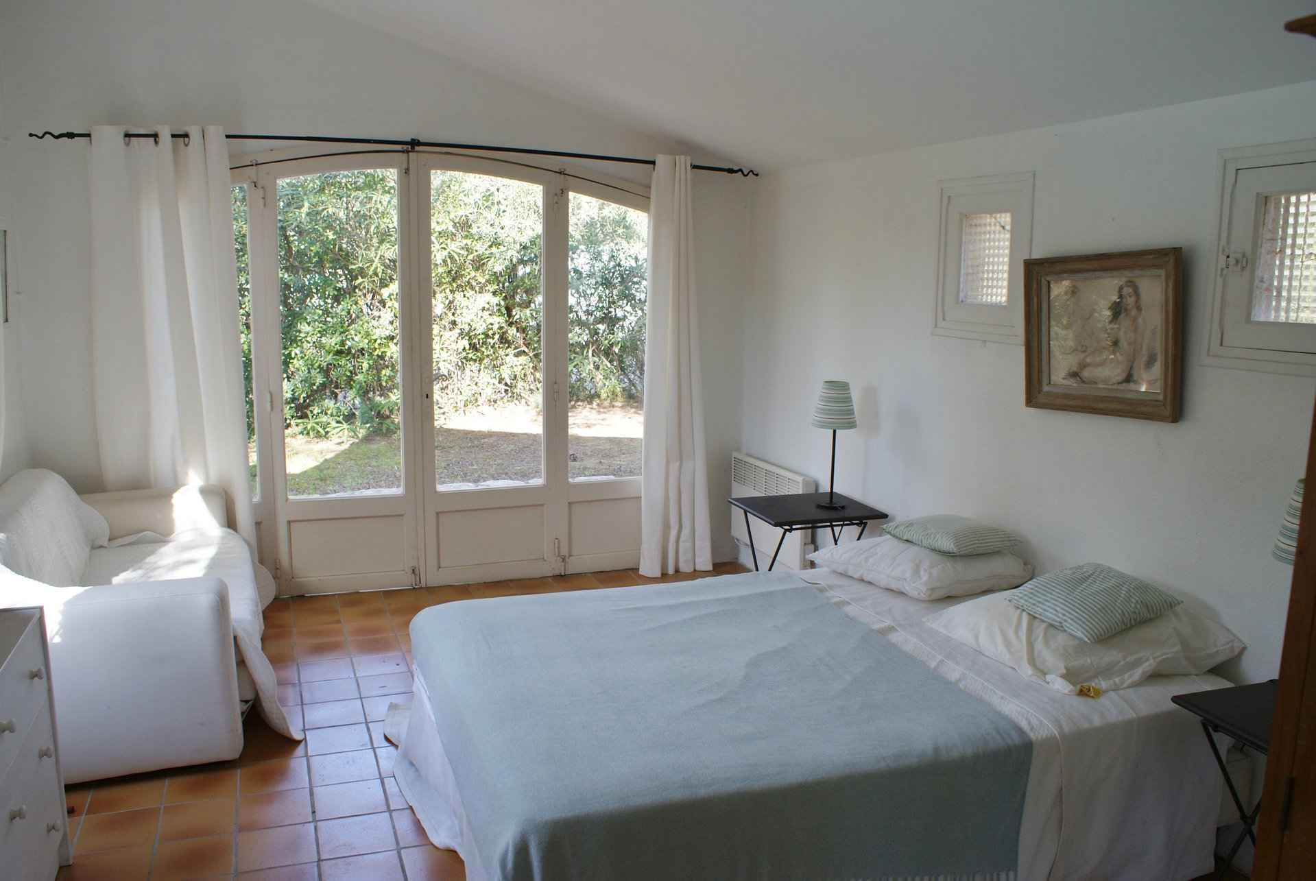 Nice little villa located at 5 minutes from Grimaud beaches