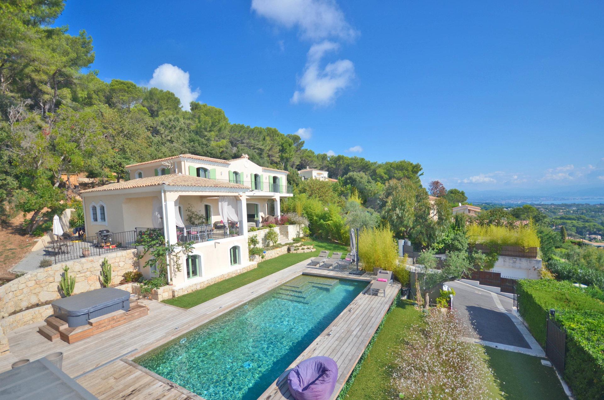 Vente Villa Vallauris