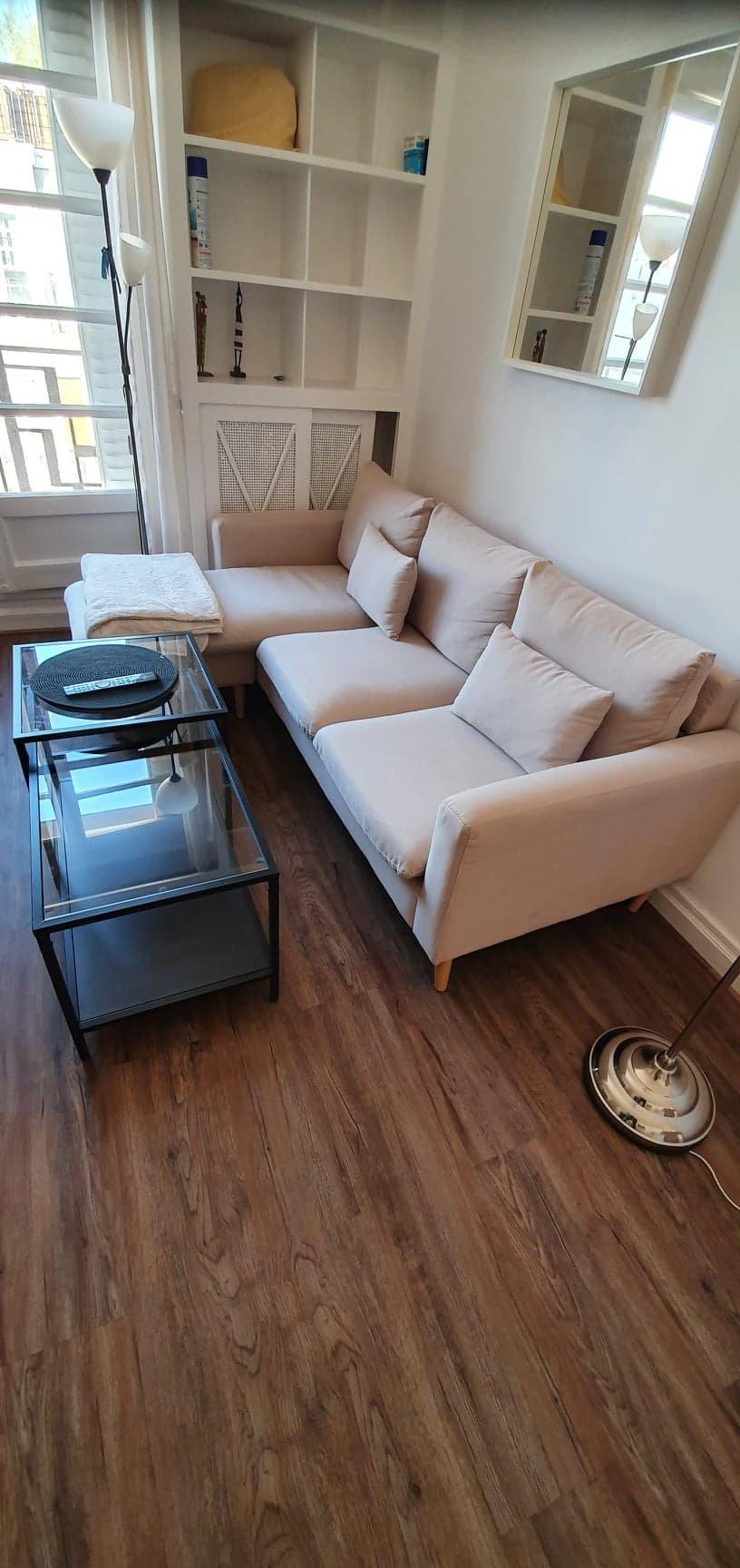 Trocadéro - Grand studio meublé 37m²