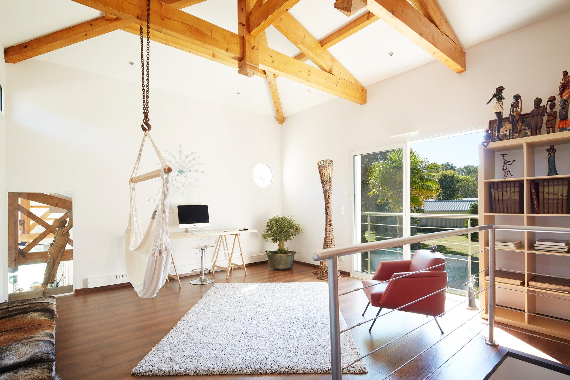 Maison contemporaine à Labenne