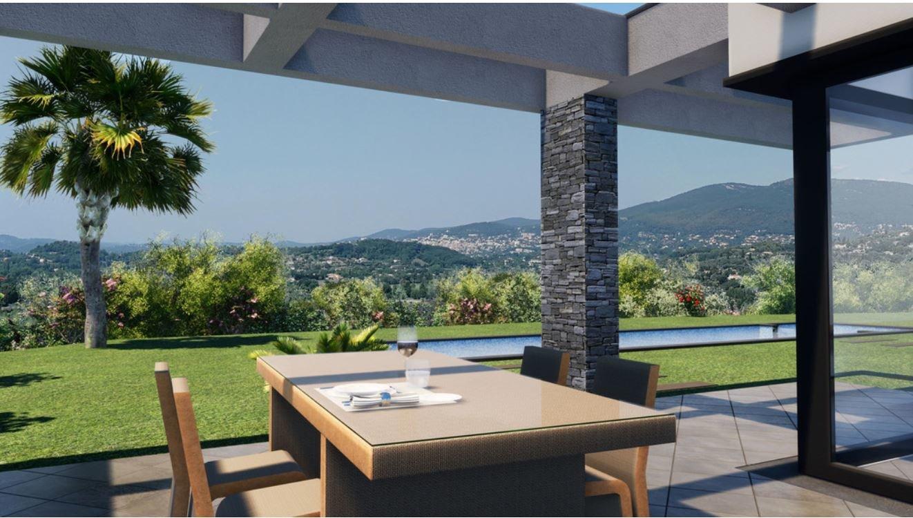 Development Villa - Opio
