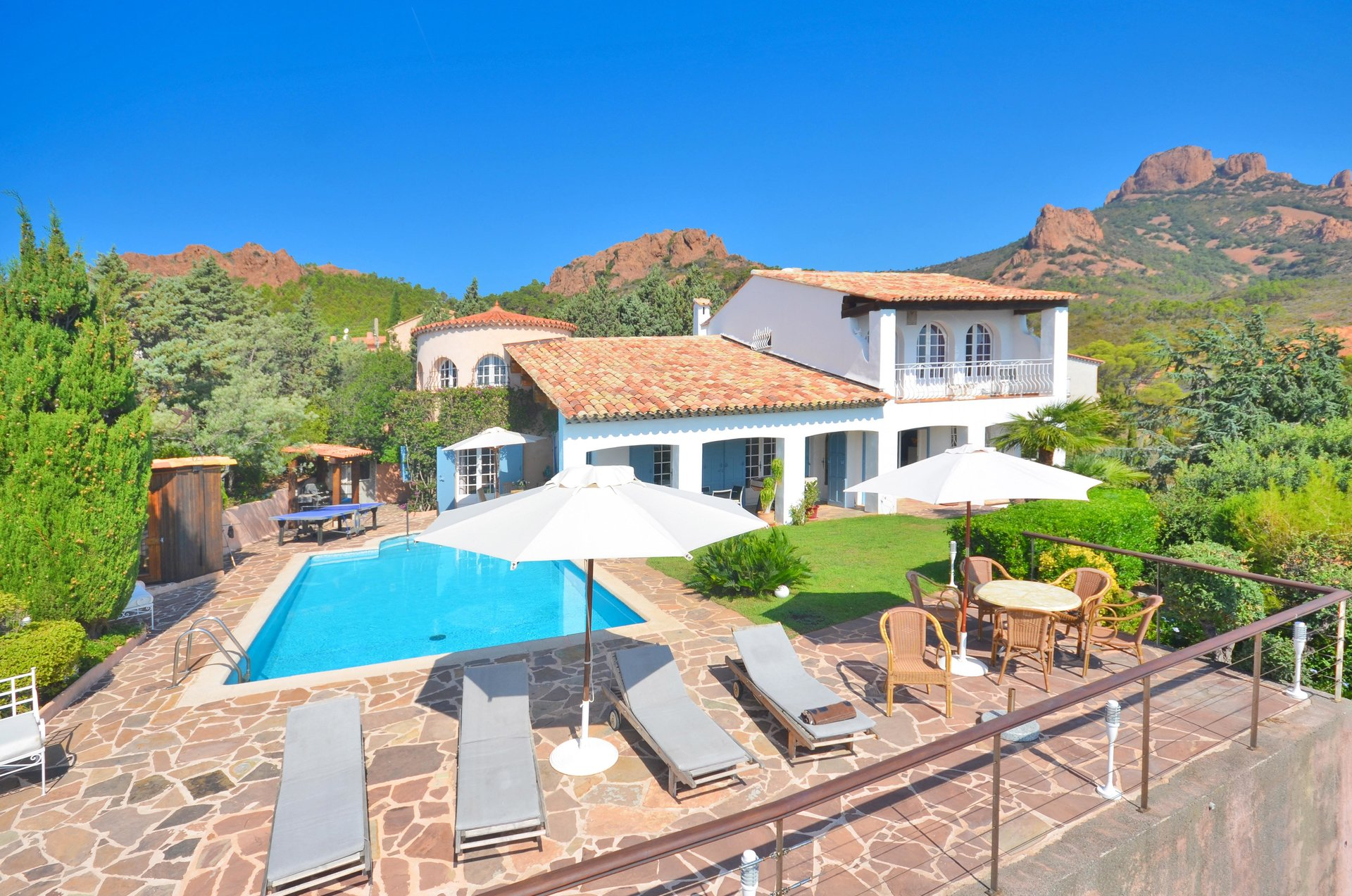 Sale Villa Anthéor