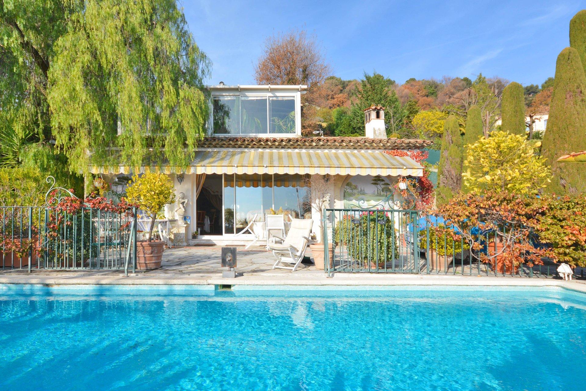 Vente Villa La Colle-sur-Loup