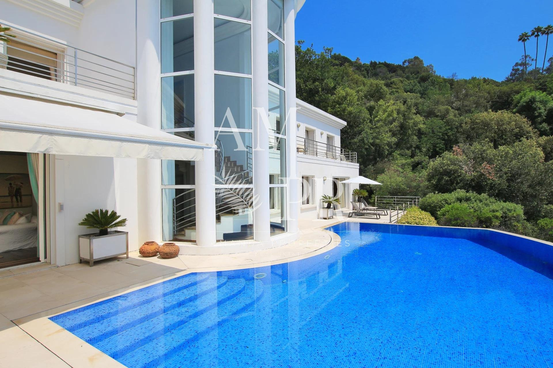 Vue Mer Panoramique  - Cannes  Californie - 12 couchages