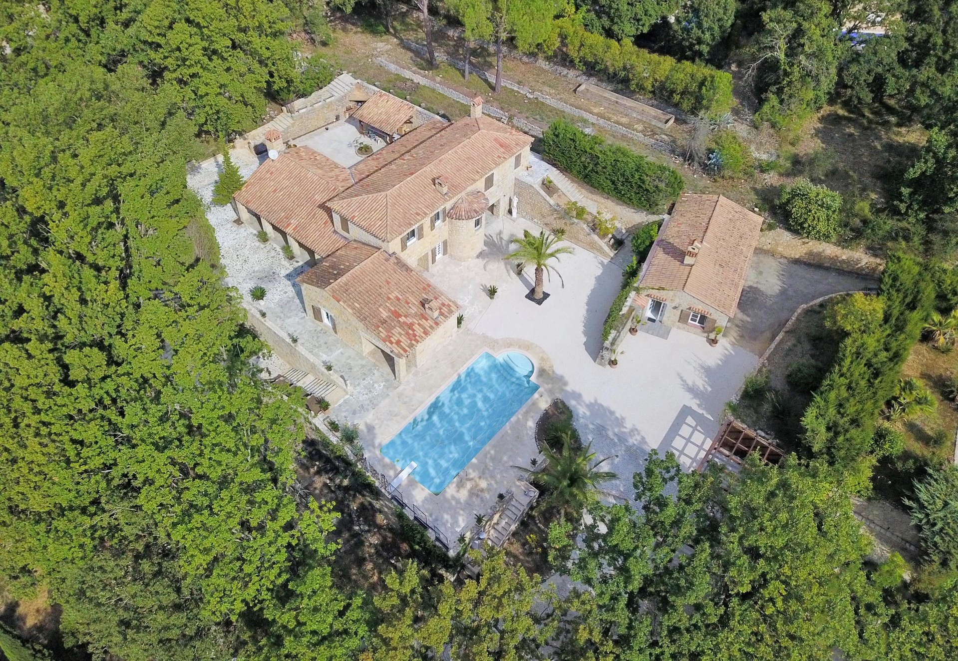 Vente Villa Peymeinade