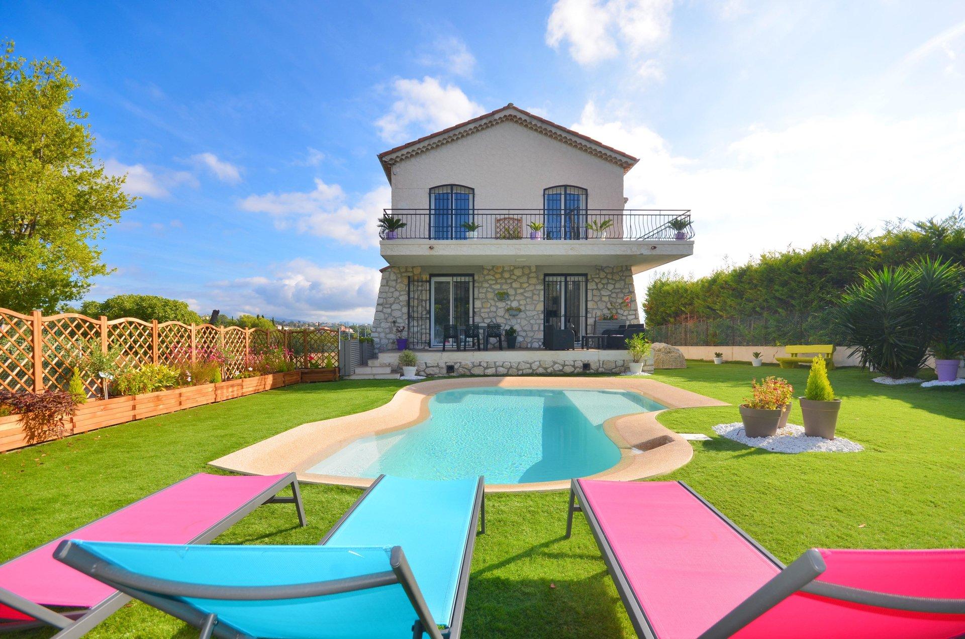 Sale Villa Cagnes-sur-Mer