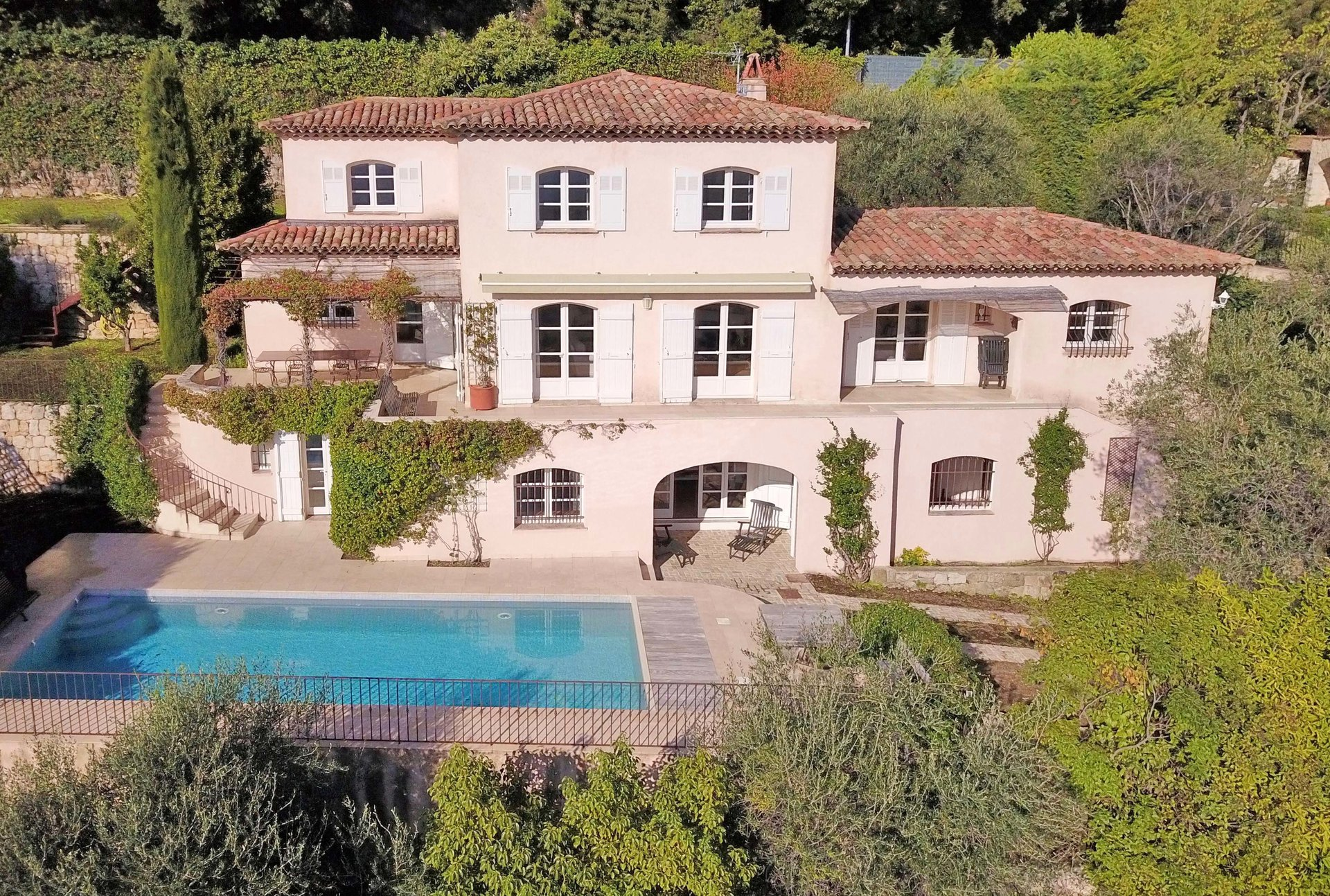 Vente Villa Grasse