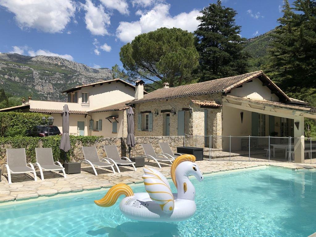 Vente Villa Tourrettes-sur-Loup