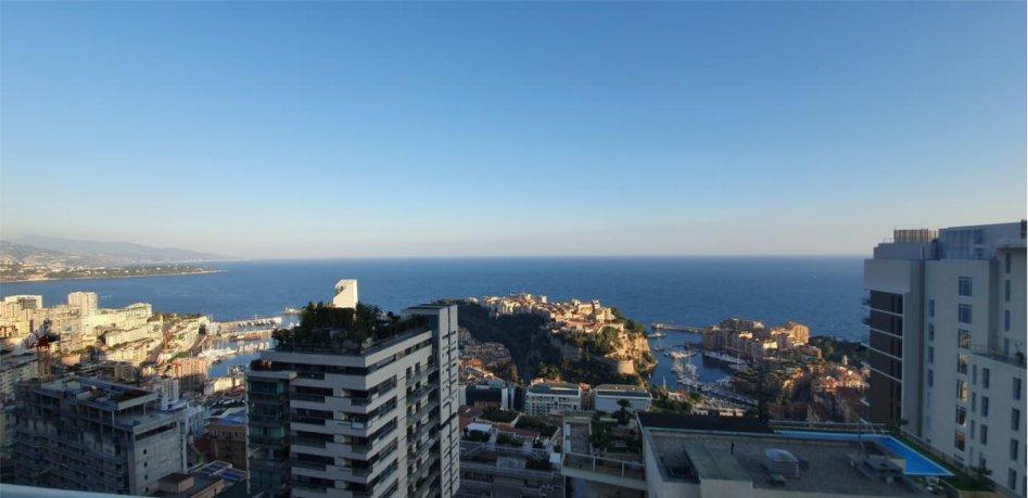Affitto Appartamento Monaco Jardin Exotique
