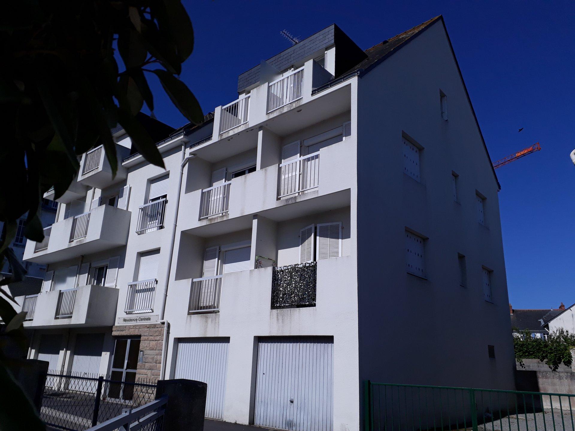 T2 centre ville Le Pouliguen