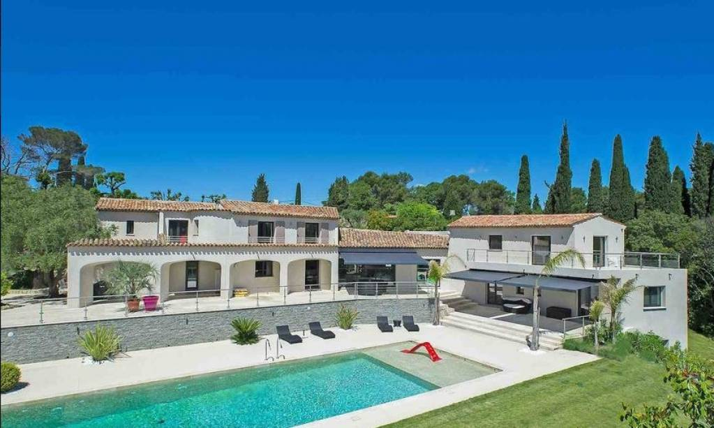 Purchase / sale Villa Mougins sea views