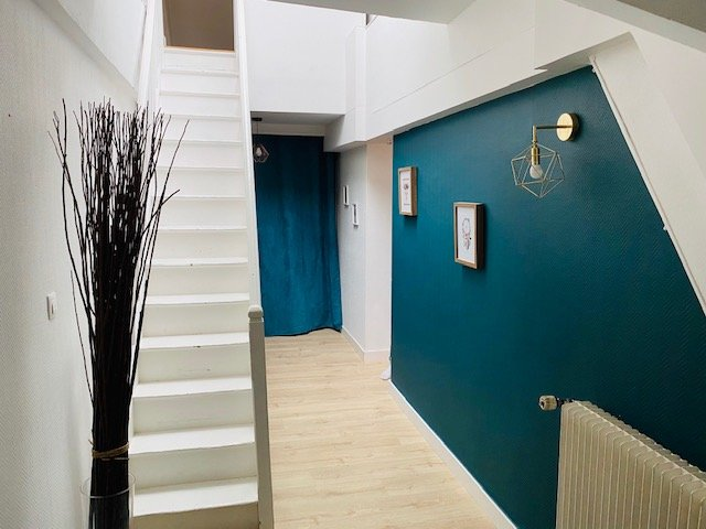 Appartement DUPLEX T5 Rouen centre