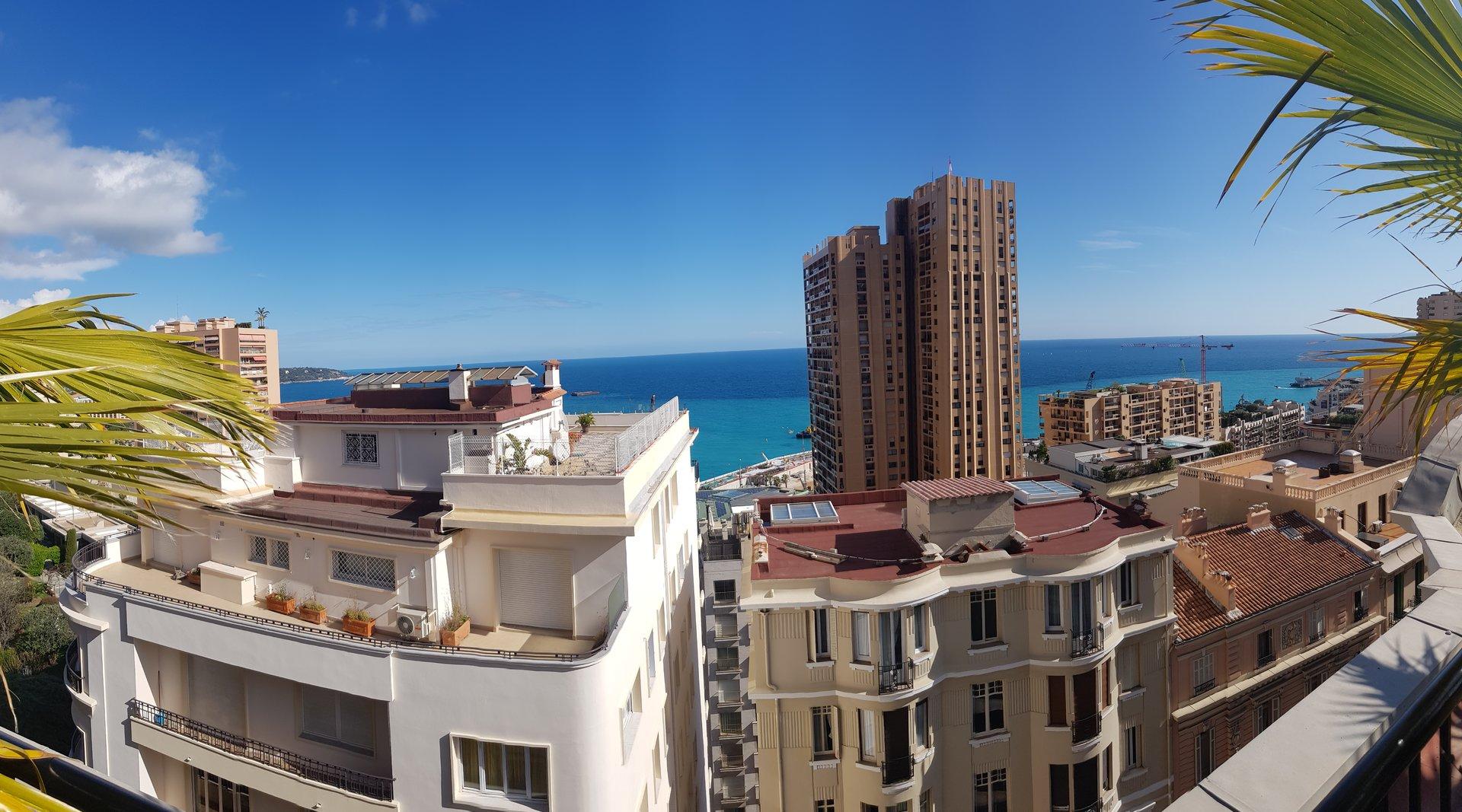 Huur Appartement Monaco Carré d'Or