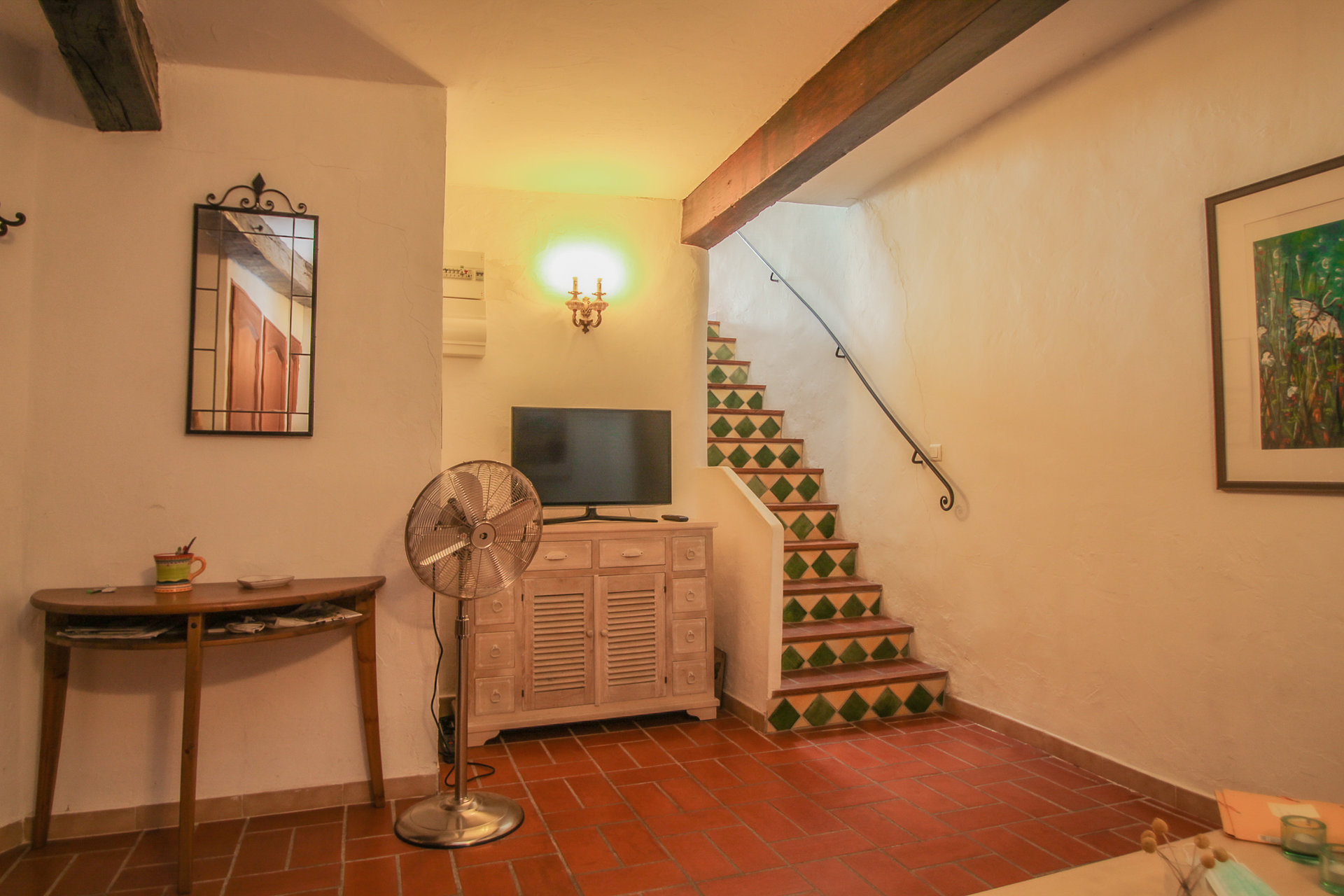 Fayence appartement avec terrasse, vue panoramique