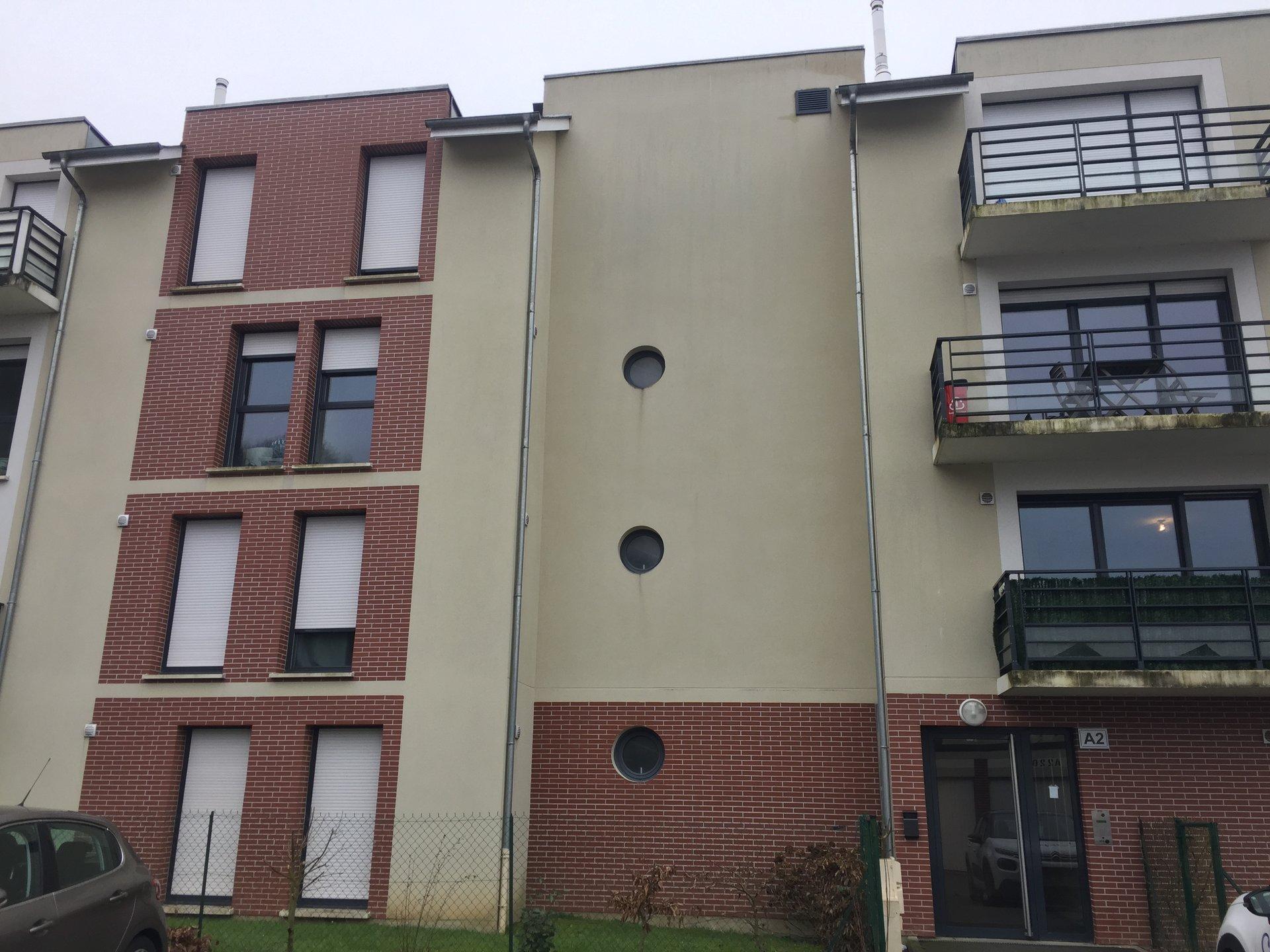 T3  de 72 m² avec balcon -  Résidence TADORNE - NOTRE-DAME-DE-BONDEVILLE