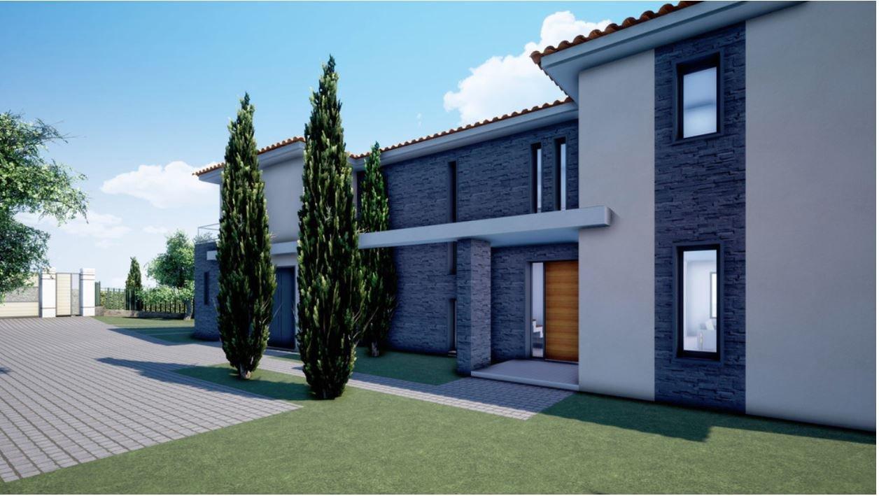 Villa contemporaine 300m²  OPIO