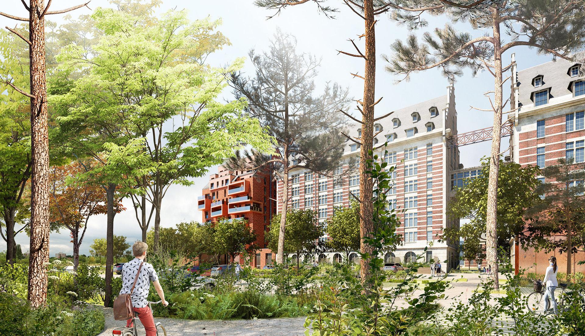 Programme Immeuble - Marquette-lez-Lille