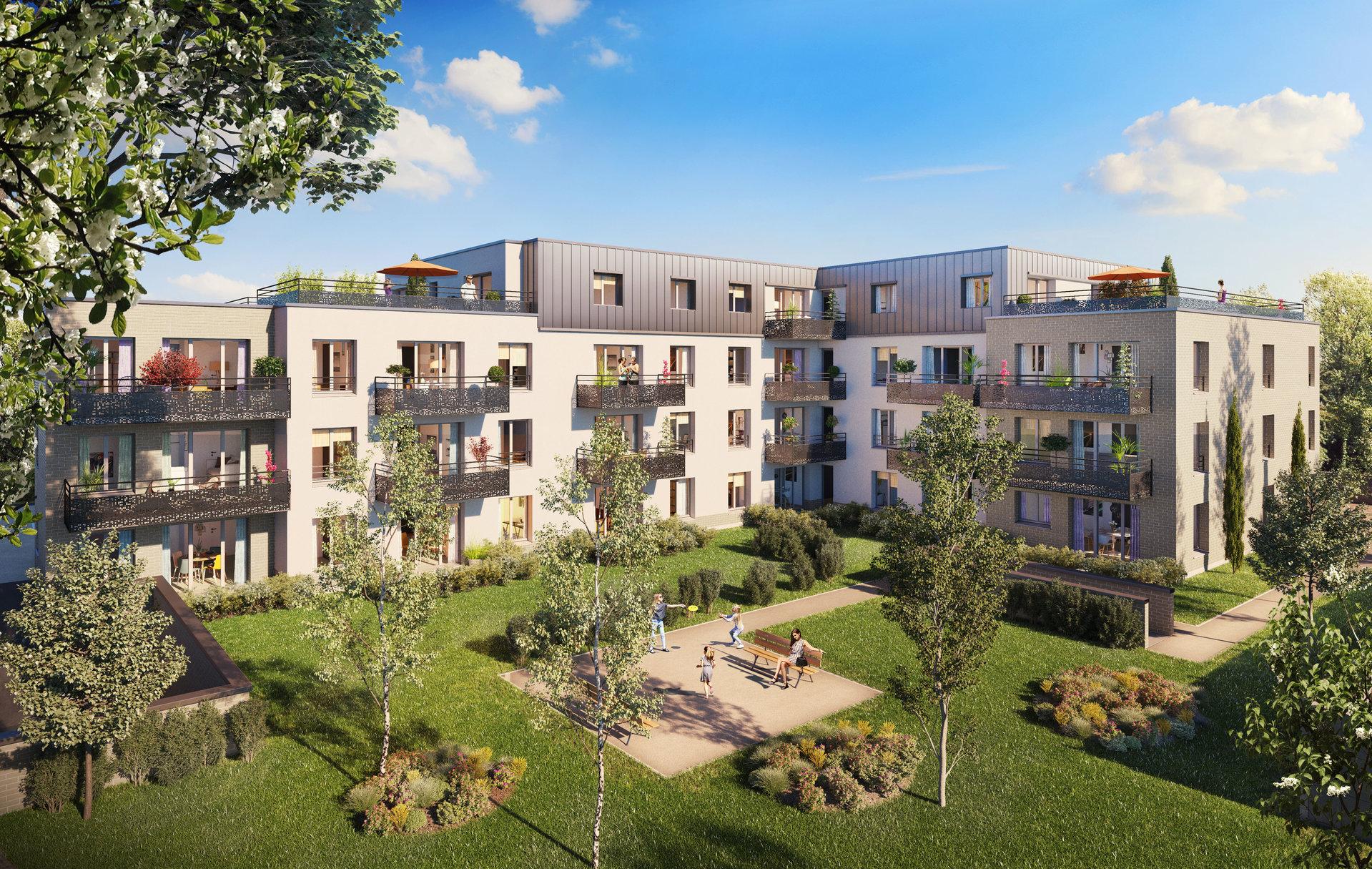 Vente Penthouse - Wattignies