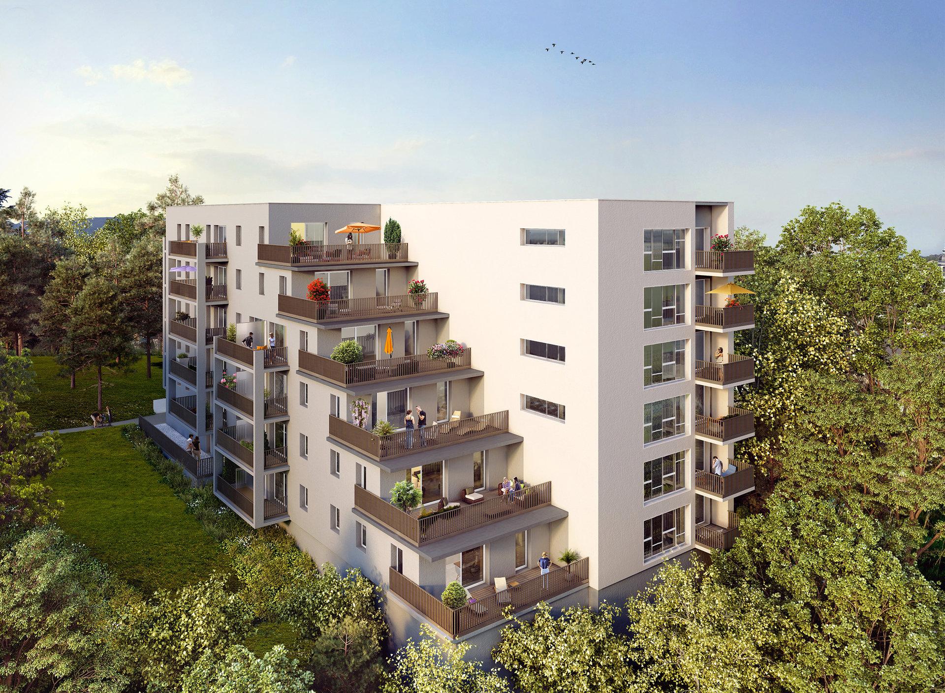 Vente Penthouse - Chambéry