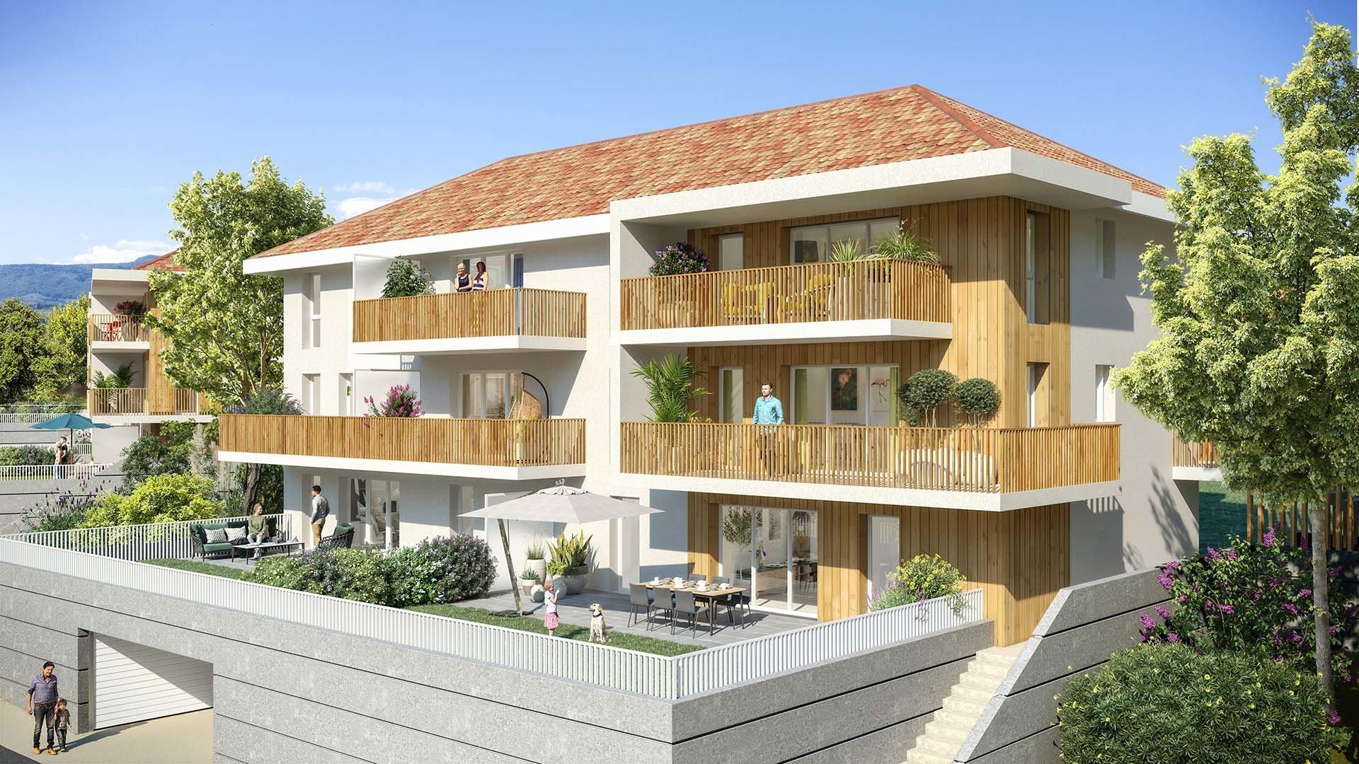 Programme Immeuble - Marigny-Saint-Marcel