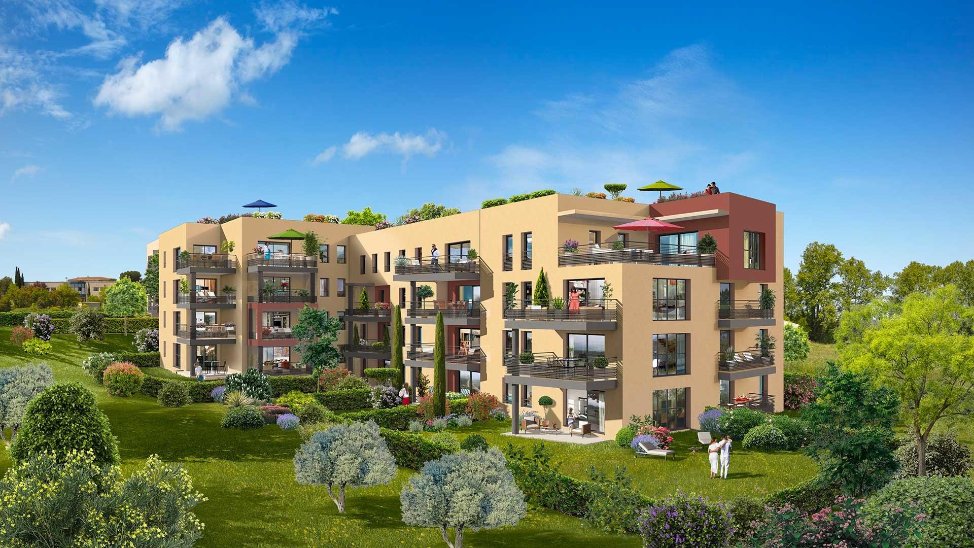 Vente Penthouse - Aix-en-Provence