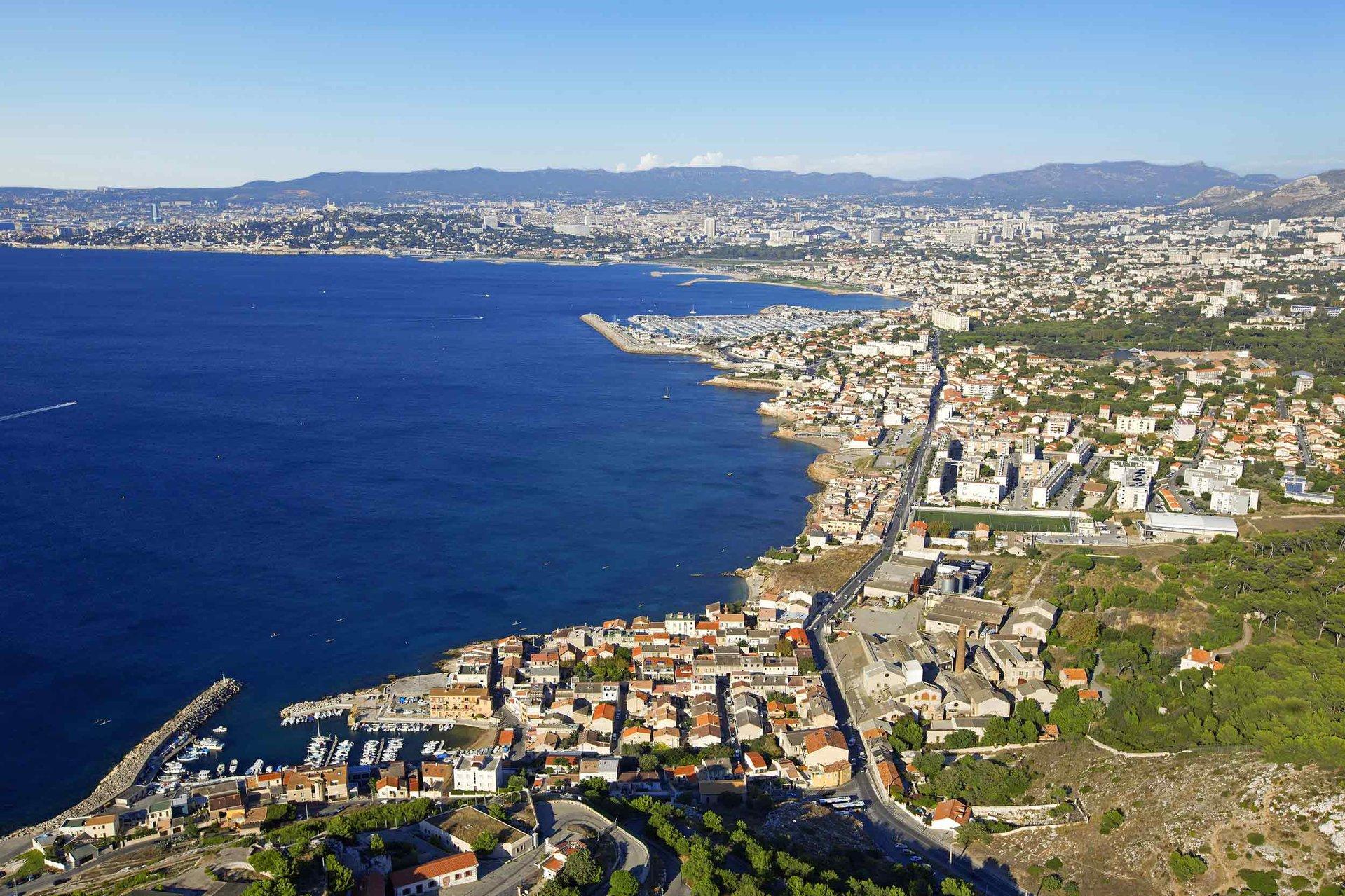 Vente Penthouse - Marseille 8ème