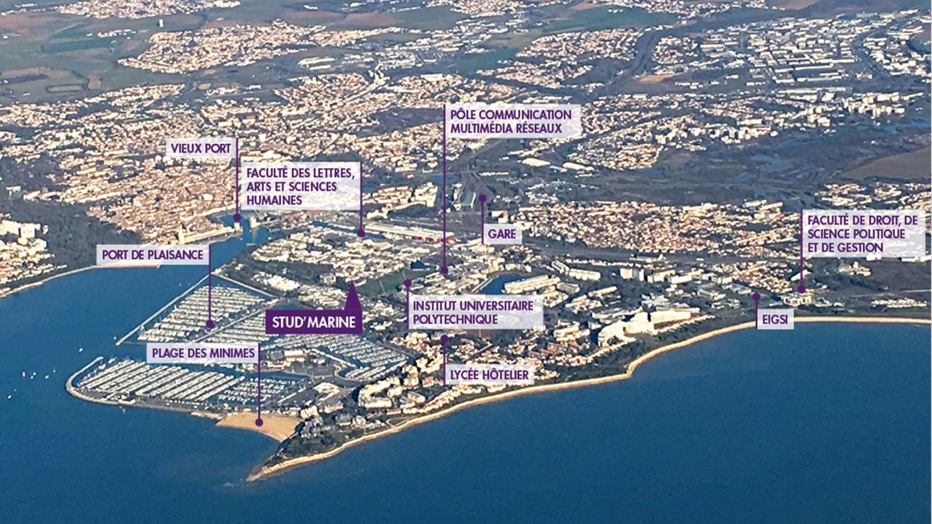 Programme Immeuble - La Rochelle