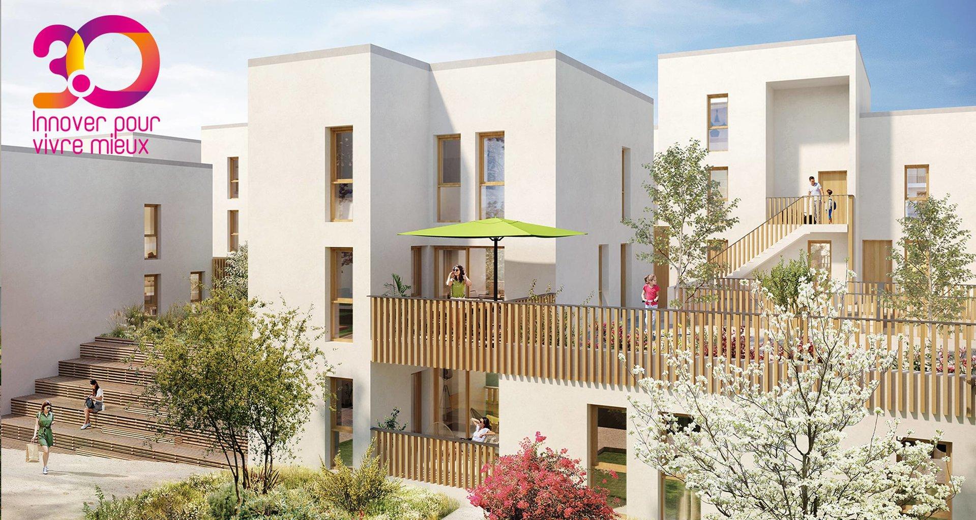 Vente Duplex - L'Isle-d'Abeau