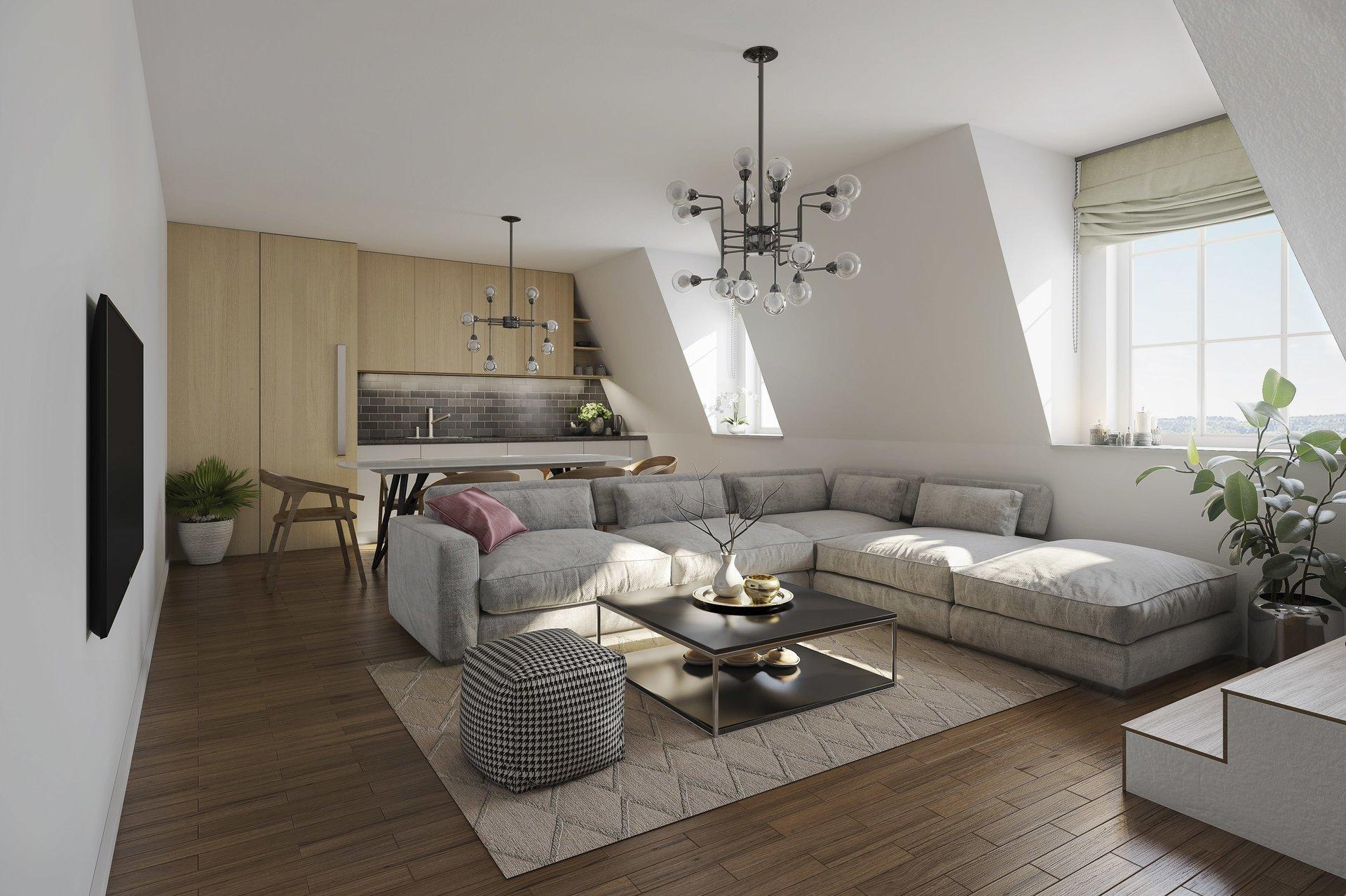 Vente Penthouse - Marquette-lez-Lille
