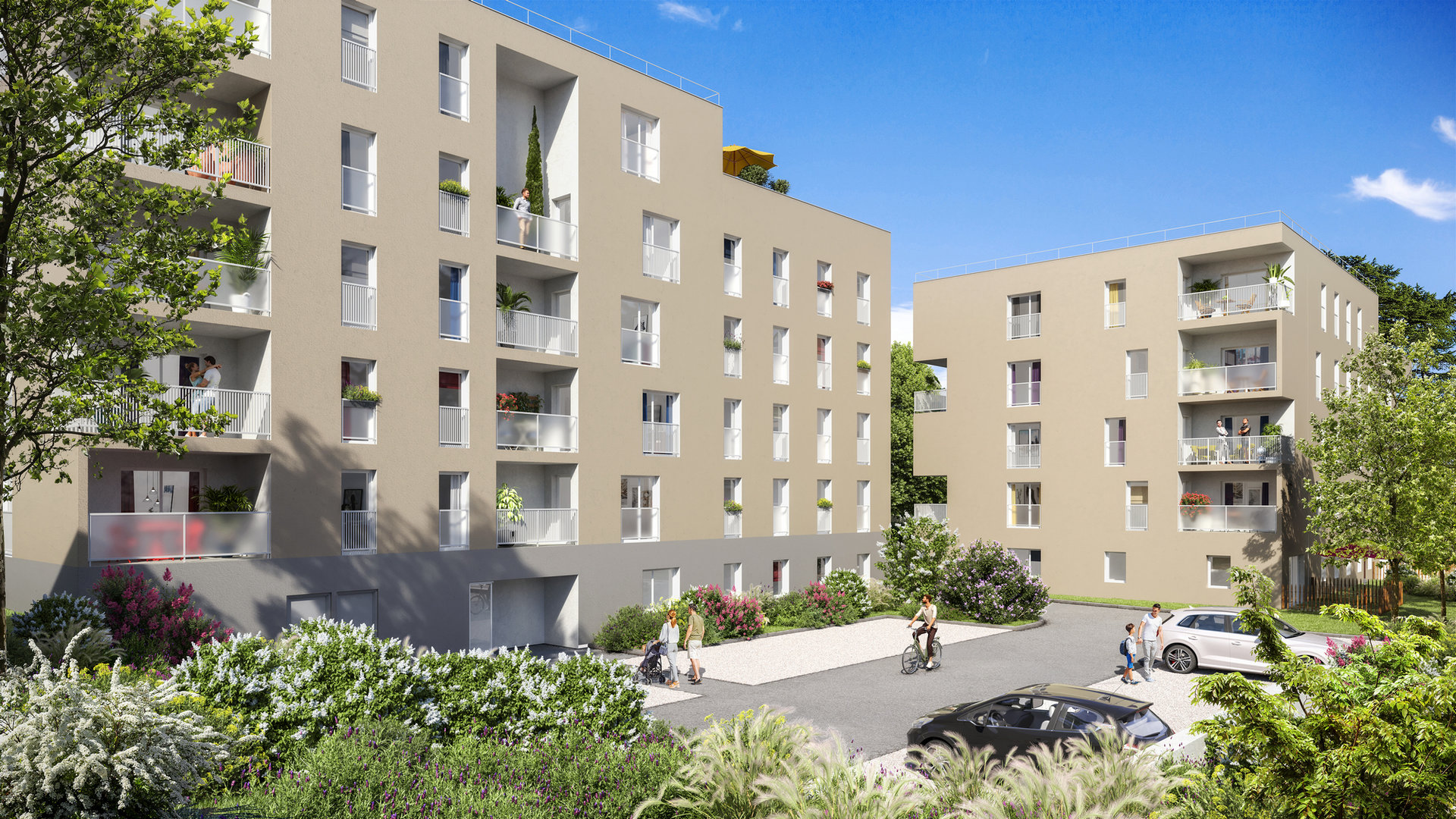Vente Penthouse - Gleizé