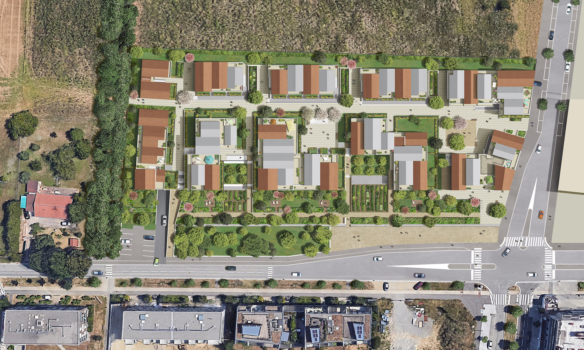 Vente Penthouse - Balma