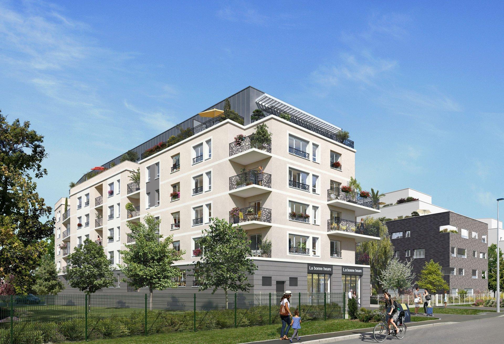 Vente Penthouse - Villepinte