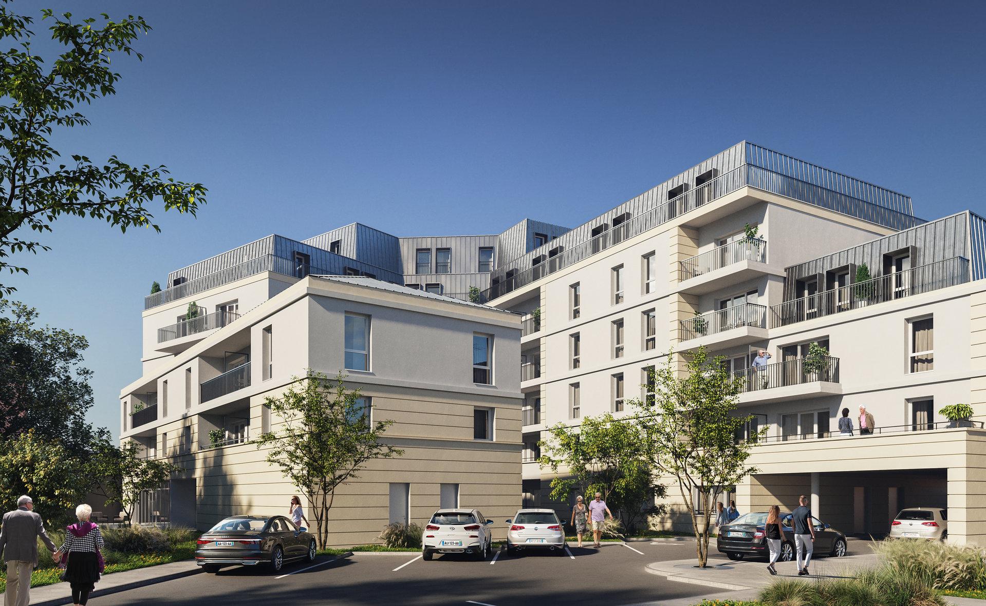 Programme Immeuble - Limoges