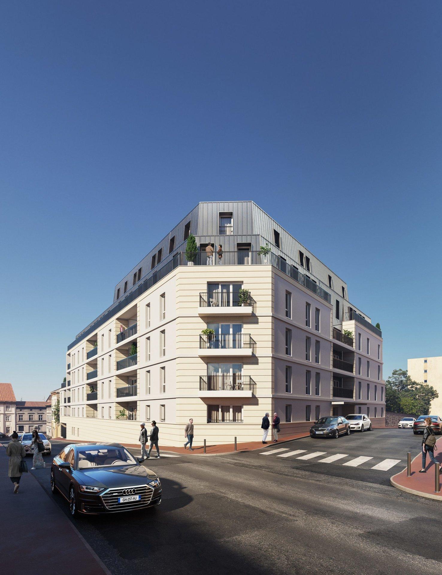 Vente Penthouse - Limoges