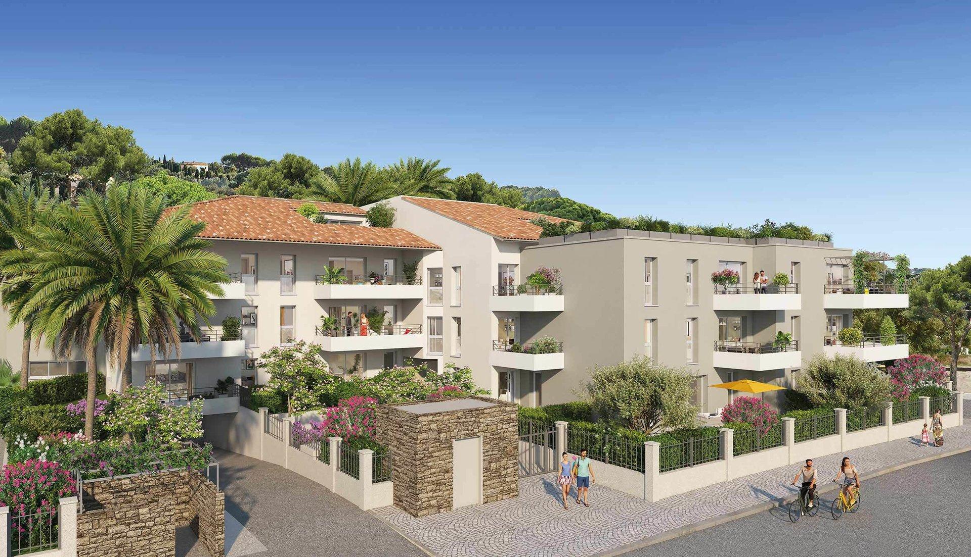 Vente Penthouse - Le Lavandou