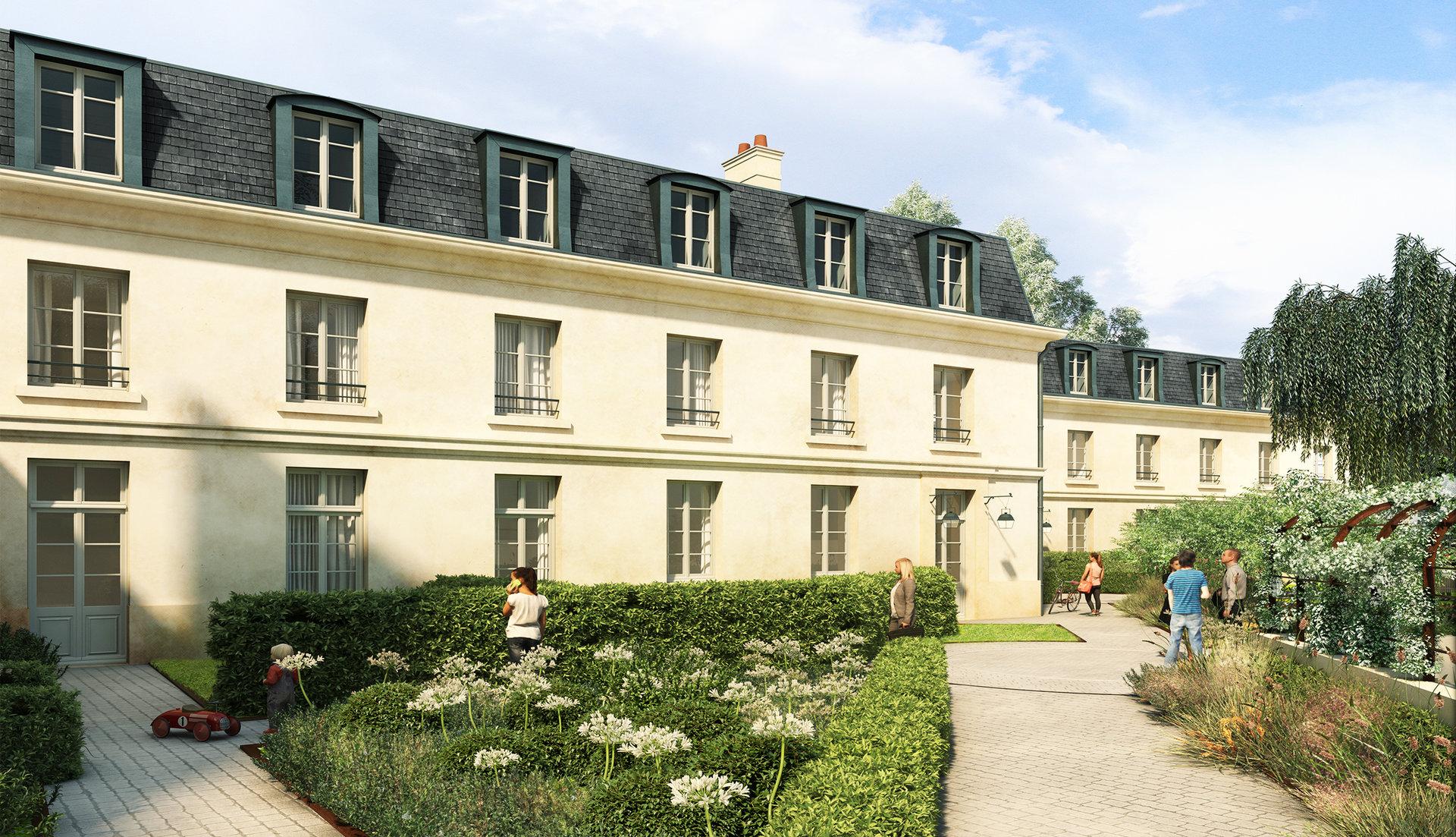 Vente Penthouse - Versailles