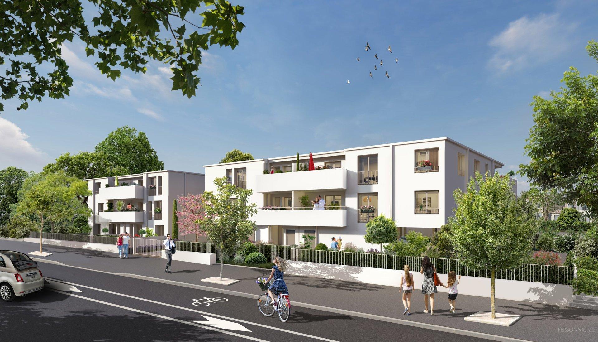 Vente Penthouse - Mérignac