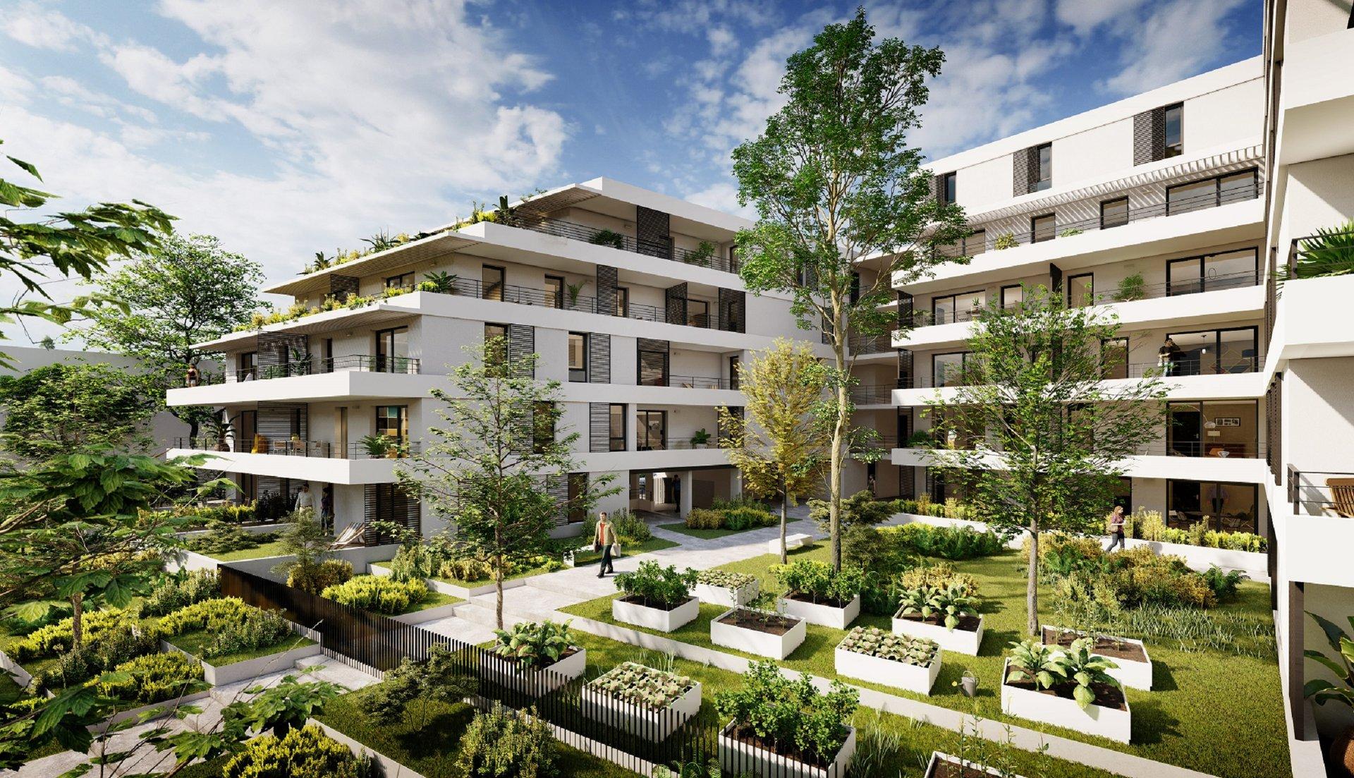 Vente Penthouse - Toulouse