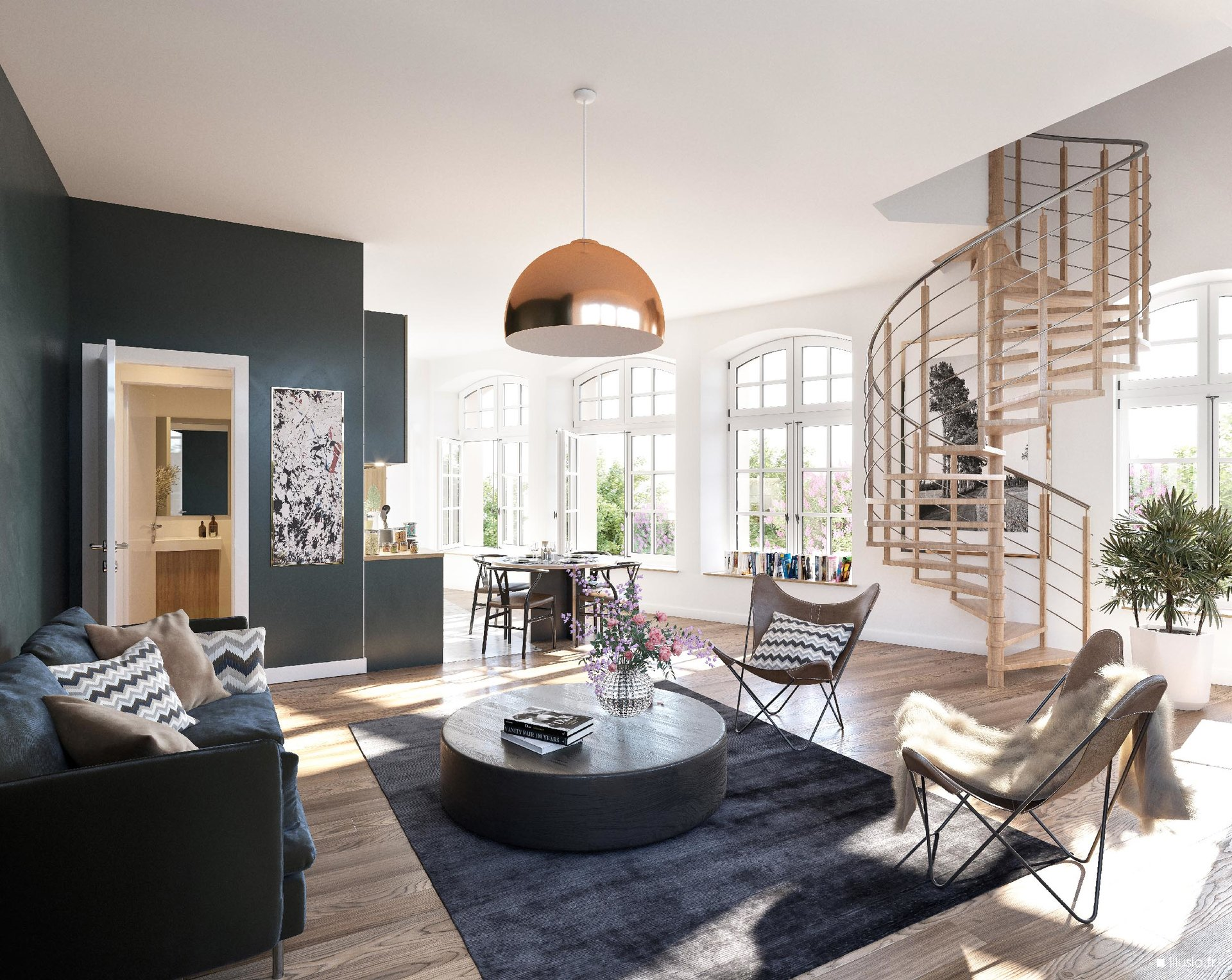 Vente Penthouse - Angers