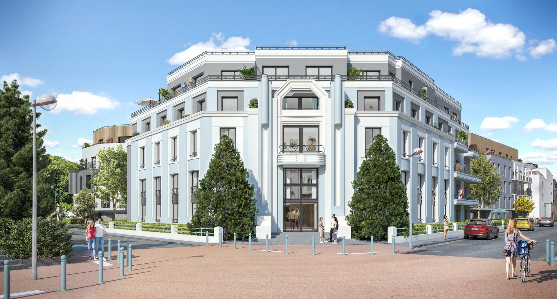 Programme Immeuble - Chambéry
