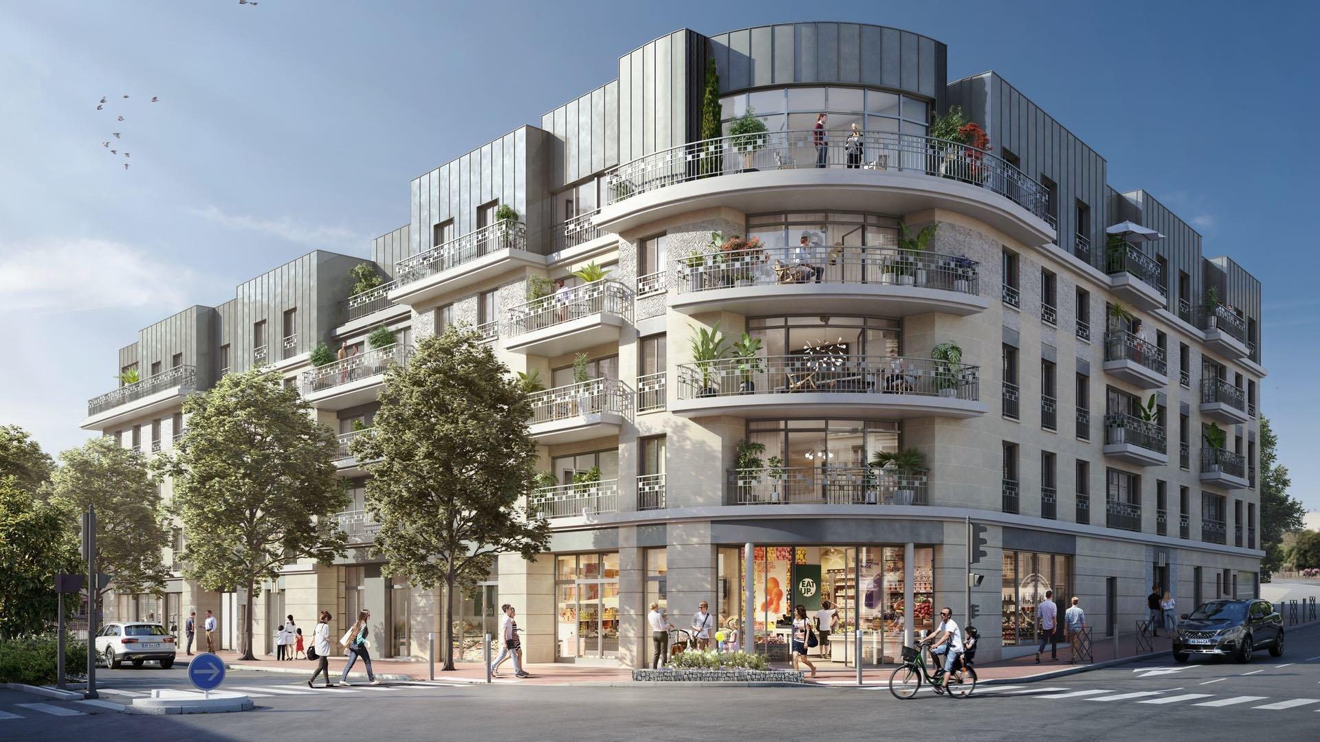 Vente Penthouse - Châtenay-Malabry